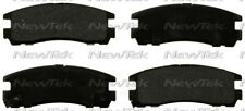 Disc Brake Pad Set Rear Auto Extra AXMD383