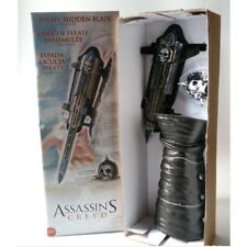 Assassins Creed Four Black Flag Pirate Hidden Blade Edward Kenway cosplay toys