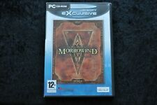 The Elder Scrolls III 3 Morrowind PC Game Exclusive