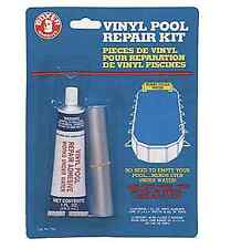 More details for swimming pool liner & inflatable 1oz repair kit