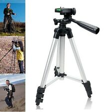 Universal Video Camera Camcorder Tripod Monopod Stand for Nikon Canon With Bag