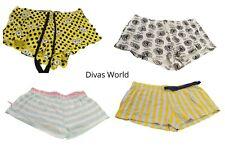 Harry Potter/GOT/Spongebob/Unicorn Shorts Pyjama Pant Pack Of 4 Size -S Primark