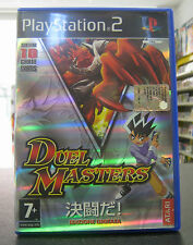 DUEL MASTERS  PS2 USATO