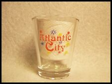 Shot Glass Atlantic City New Jersey Boardwalk Casinos Beach Monopoly Game New 65