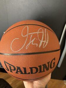 NBA Jason kidd signed full size basketball JSA COA