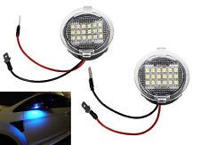 LED SMD Umfeldbeleuchtung Spiegel Umgebungslicht für Ford Kuga S-Max BLAU 609