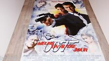 james bond 007 MEURS UN AUTRE JOUR ! p brosnan affiche cinema