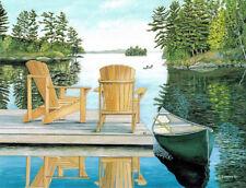 Muskoka Ontario Art Print,Canada Art, Limited Edition,Signed Print,Nature Art