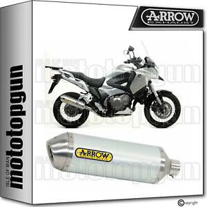 ARROW EXHAUST HOMOLOGATED RACE-TECH ALUMINIUM HONDA CROSSTOURER 1200 2018 18