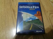Microsoft Streets and Trips 2004
