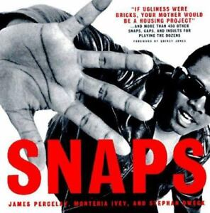 Snaps : The Original Yo' Mama Joke Book