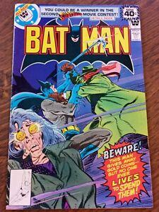 Batman #307 (Jan 1979, Whitman) HIGH GRADE ~ Whitman Variant