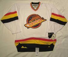 VANCOUVER CANUCKS size 56 = size XXL - Adidas TEAM CLASSICS NHL Hockey Jersey