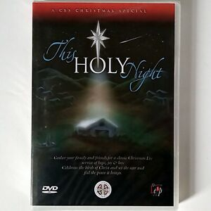 This Holy Night: A CBS Christmas Special (DVD, 2003 CBS) Region 0 - New & Sealed