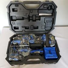 = Kobalt XTR 1518746 24V Max Brushless 3PC Power Tool Combo Kit With Battery