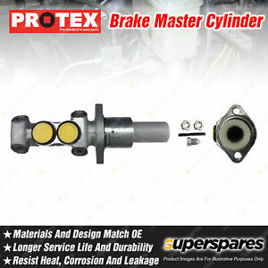 Protex Brake Master Cylinder for Volkswagen Polo 6N AHW 55KW 1.4L W/O ABS