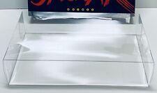 1 Console Box Protector ATARI JAGUAR  Custom Made Clear Display Case .50mm PET