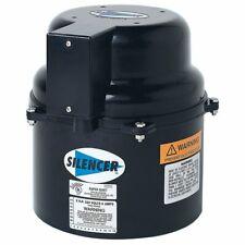 Air Supply 6320131 Silencer 2 HP 120 Volt 9 Amp Outdoor Pool Spa Air Blower