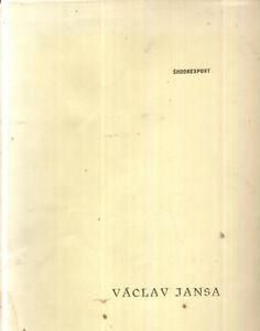 Soubor 20 reprodukcí obrazů - VÁCLAV JANSA