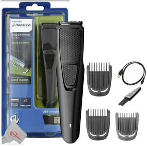 Philips Norelco Cordless Beard Trimmer 1000 Beard and Stubble Trimmer