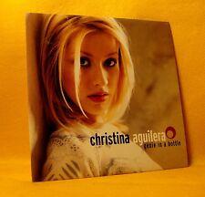 Cardsleeve single CD Christina Aguilera Genie In A Bottle 2TR 1999 Pop RnB Soul