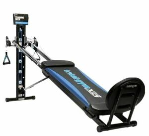 Total Gym XLS  Universal Home Gym Workout Machine W Attachments