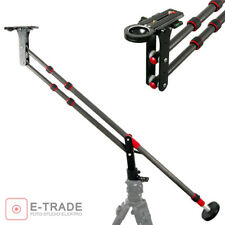 Camera Jib Crane CARBON Portable - Video Arm Boom - FOR Canon Nikon Sony