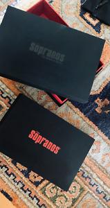 ☞ Read Description ☜ The Sopranos Complete Series HD DVD Limited Box Set Rare 🔥