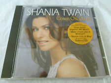 CD Shania Twain Come On Over