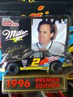 Racing Champions1:64 Diecast Car#2 Miller 🍺, Thunderbird,Rusty Wallace 1996