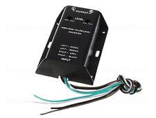 Convertidor Altavoz A Rca Car Audio sistemas vehículo música alta a baja línea