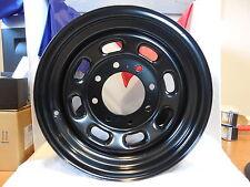 "Ford Super Duty F250 F350 Excursion OEM 16"" Steel Wheels OEM SET Rim 99 04 BLACK"