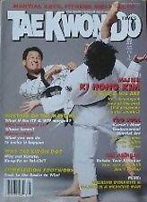 5/93 TAEKWONDO TIMES YOO SOOL KI HONG KIM BLACK BELT KARATE KUNG FU MARTIAL ARTS