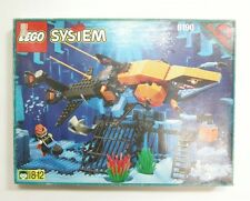 Lego System Aquazone Aquasharks Shark's Crystal Cave #6190