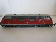 Digital Märklin HO Locomotive diesel btrnr v200 060 DB rouge foncé (rg/bc/56r2f5-1) -1