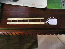 """1- 6 1/2"""" X 1"""" SPECIAL WOOD LADDER  ARCADE- HUBLEY- KENTON- DENT AND OTHER TOYS"""