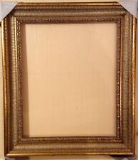 BNWT Large Shabby Chic Gold Gilt Reproduction Baroque Wood  Photo/Picture Frame