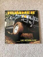 2008 Hummer H1 H2 H3 Like Nothing Else Desk Calendar