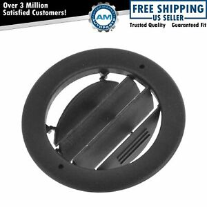 OEM Roof Ceiling Overhead Air Vent AC Heat Grille Louver Black for Ford Van New