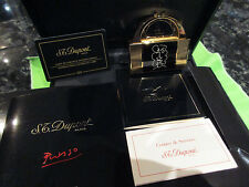 S.T.DUPONT PICASSO SECRET CLOCK ALARM LIMITED EDITION, BOX, PAPERS NEW,RARE