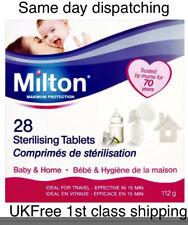 Milton 28 Sterilising Tablets