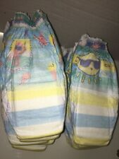 Pampers Splashers Small Diapers 13-24 lb 17 Disposable Swim Pants