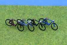 OO/HO gauge Painted Bikes - P&D Marsh PDZ09 free post F1