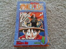 One Piece by Oda Eiichiro,  Shonen Jump Volume 4