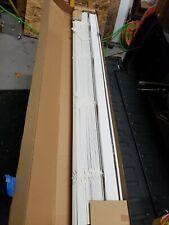 """Window Blinds 1"""" Slats Room Vinyl Blind 48""""x64"""" Length"""