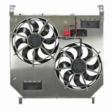 Flex-a-lite Dual Electric Fans & Variable Controller 03-07 Ford 6.0L Powerstroke