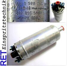 Kraftstoffpumpe BOSCH 0580254950 Mercedes Benz 280 E 300 SE 0020915901 Original