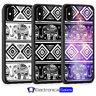Elephant Henna Aztec Animal Phone Case for iPhone  X XS XR 8 Plus 7 6 6S 5 5S SE