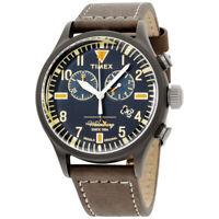 Timex The Waterbury Quartz Movement Blue Dial Men's Watch TW2P84100