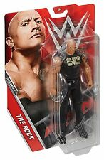 WWE THE ROCK BASIC ACTION FIGURE SERIES #68 B *NEW* FCH27
